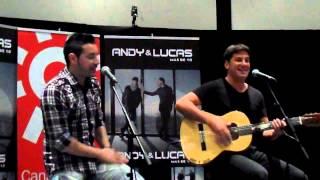 ANDY Y LUCAS (encuentro fiesta 20-3-14) - El ritmo de maria