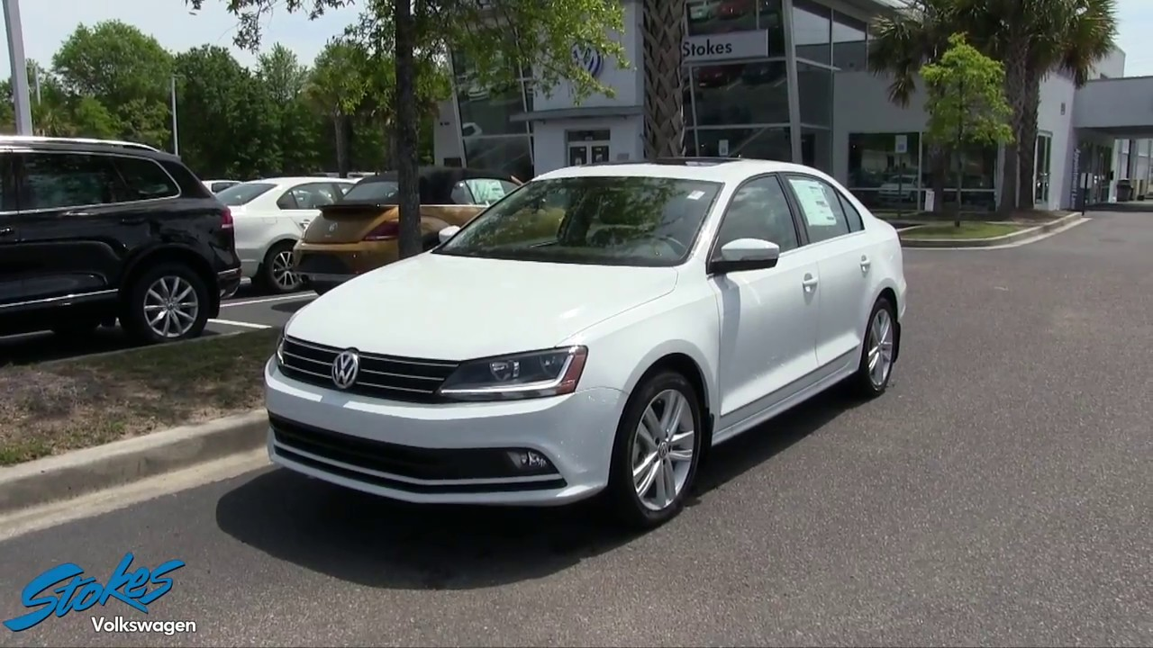 2017 Volkswagen Jetta Sel New Car Review Stokes North Charleston Sc