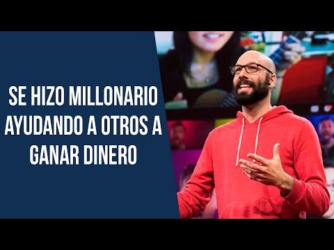 Se hizo Millonario ayudando a otros a Ganar Dinero | Jack Conte, fundador de Patreon 💰