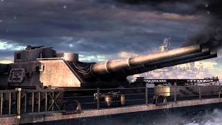 World of Warships — Трейлер E3 2013