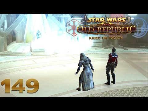 Star Wars The old Republic Gameplay german deutsch – Part 149 – Der Kampf um die Superwaffe