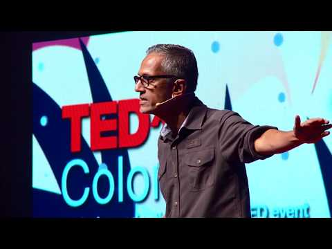 An Ounce of Consciousness Is Worth a Ton of Creativity | Peter D'Almeida | TEDxColombo