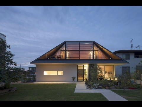 Dise o de casa moderna de un piso youtube for Planos de casas de un piso gratis