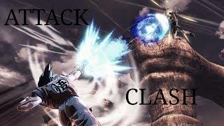 Dragon Ball Xenoverse 2- WHEN ATTACKS CLASH!