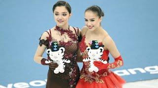 Russian athletes dominate figure skating, U.S. flag-bearer chosen