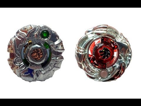 Beyblade Bandid Goreim Battle Series Battle 4 - Bandid Goreim X Dark Knight Dragooon