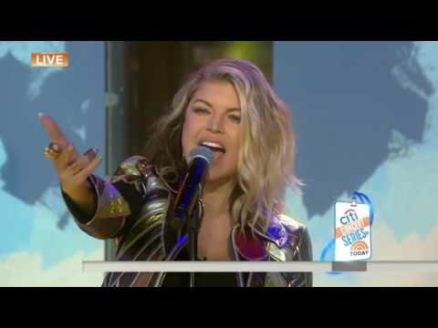 Fergie - Life Goes On (Today Show 2016)