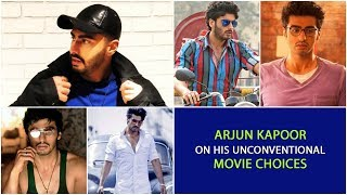 Arjun Kapoor: 'My First Film Ishaqzaade was a Big Risk'   India's Most Wanted