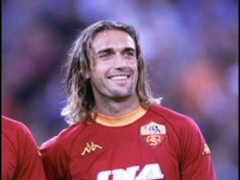 Gabriel Batistuta | Roma | 2000/2001 Highlights