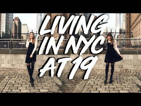 How I Afford To Live In NYC At 19 | The Honest Answer