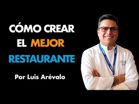 KENA. Luis Arévalo: Secretos para ser el mejor restaurante Nikkei de Madrid