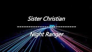 Night Ranger Sister Christian Lyrics.mp3