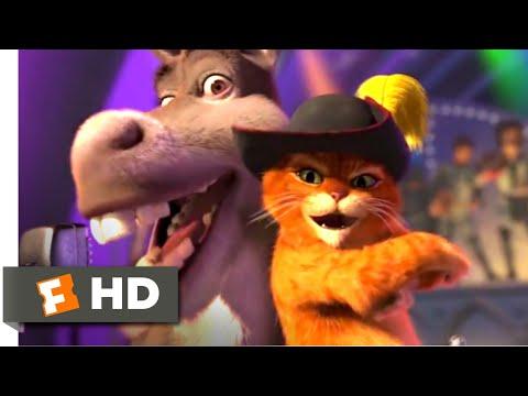 Shrek 2 (2004) - Livin' La Vida Loca Scene (10/10) | Movieclips