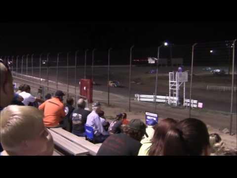 IMCA Sport Mods at Lubbock Speedway 7-22-16