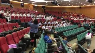 台港直笛交流音樂會2016 - 所有表演者大合奏:Edelw