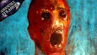 3 Terrifying HAUNTED Paintings | SERIOUSLY STRANGE #62