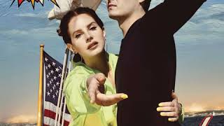 Lana Del Rey - The Next Best American Record (Instrumental)