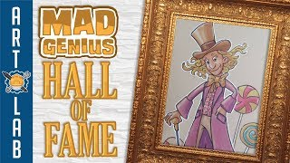 Mad Genius Hall of Fame: Willy Wonka