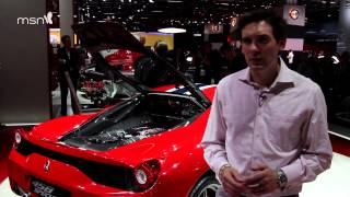 Ferrari 458 Speciale at the Frankfurt Motor Show 2013