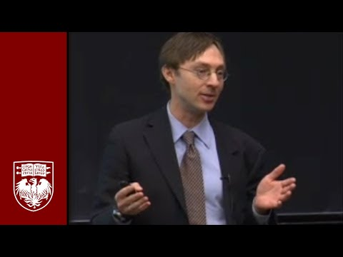 On The MaPP 2010: Discover the Harris School - Faculty Session with Jens Ludwig