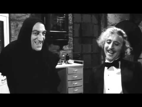 Young Frankenstein Abby Normal