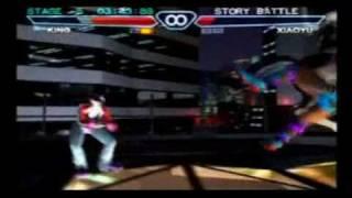 Tekken 4: King Story 1/2 thumbnail