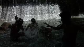 Sawai madhopur water fall