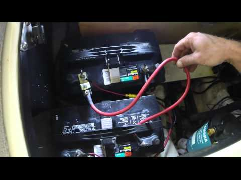 navigator trolling motor wiring diagram how to check your trolling motor breakers youtube  trolling motor breakers