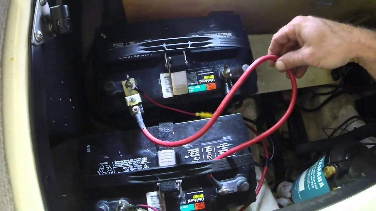 minn kota 24 volt wiring diagram eye of chicken how to check your trolling motor breakers - youtube