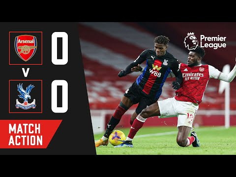 Arsenal Crystal Palace Goals And Highlights