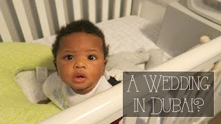 A Wedding in Dubai? - Roodianne Daily Vlog // 3.16.15