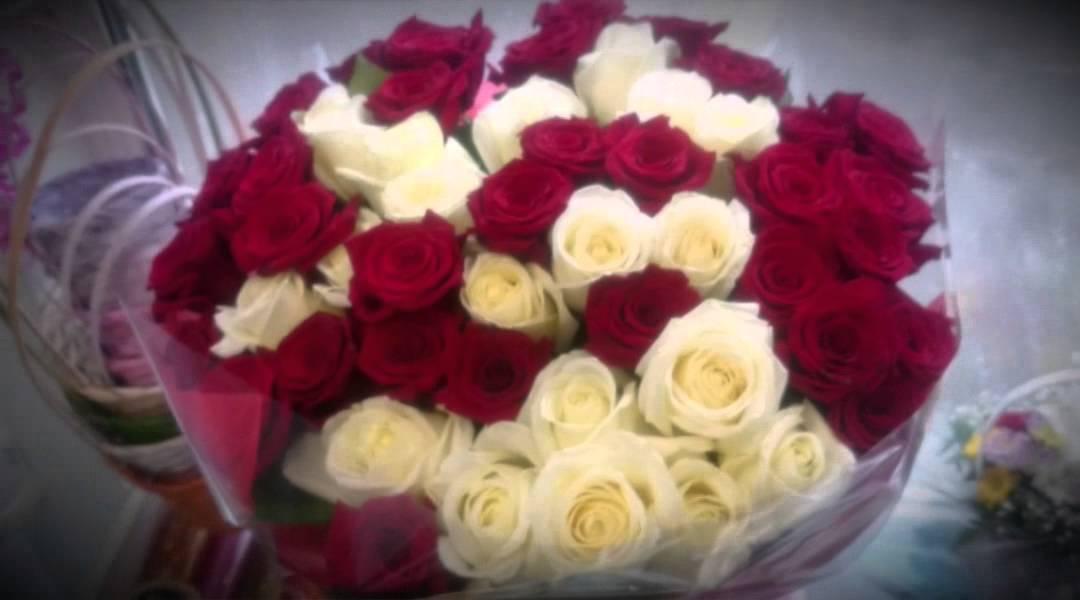 Цветы дёшево г.Краснодар опт.розница - YouTube