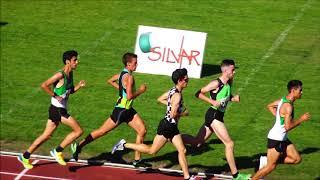 Atletismo - Camp.Nac. Sub23: 5000m Masc. JUL2018