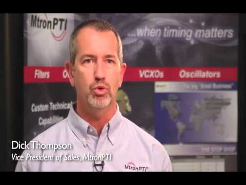 Telecommunications -- MtronPTI Capability Overview
