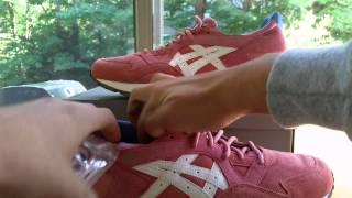 """Ronnie Fieg x Asics """"Rose Gold"""" *Review*"""