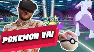 Pokémon VR Master! - Free Oculus Quest PvP Multiplayer