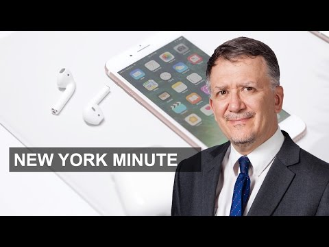 New York Minute: From Frankfurt to Cupertino