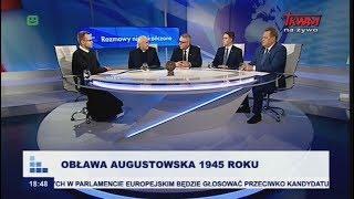Rozmowy niedokończone: Obława Augustowska 1945 roku cz.I
