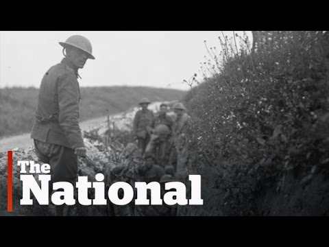 Remembering The Battle Of Beaumont-Hamel