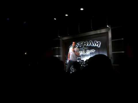 Rich Davis Stand-Up Live @ Gotham NYC (June 8, 2010) (part 1/2)