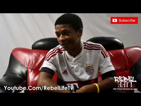 TeoGang Kobe - Rap Interview - (New Bedford, Massachusetts) - Rebel Life Tv - @PthaDutchmaster