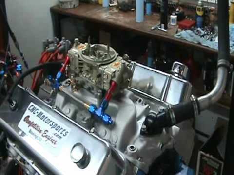 540 Big Block Chevy 630+ Horsepower Crate Engine