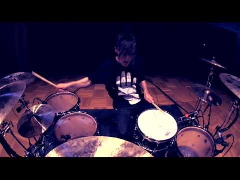 Marshmellos Alone gets a drum cover by Matt McGuire