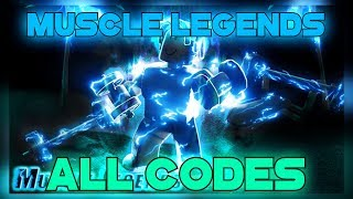 Roblox Muscle Legends - ALL SECRET CODES! [NEW CODES!]