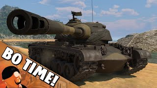 """War Thunder - T54E1 """"Costly Mistakes!"""""""
