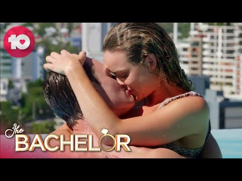 Abbie And Matt's Steamiest Date | The Bachelor Australia