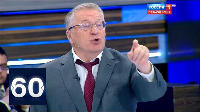 Жириновский о конечной цели США на Ближнем Востоке