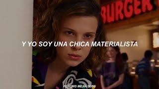 Once & Max ; Material Girl (español) | Stranger Things 3