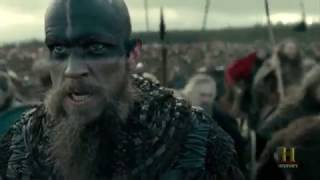 Video Vikings - The Great Heathen Army Attacks King Aelle's Army [Season 4B Official Scene] (4x18) [HD] download MP3, 3GP, MP4, WEBM, AVI, FLV Agustus 2017