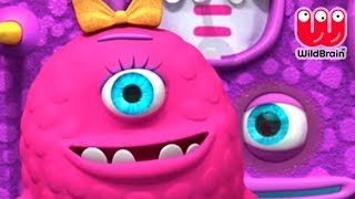 Monsters | Moster COMPILATION | Learn Math for Kids | Cartoons for Kids